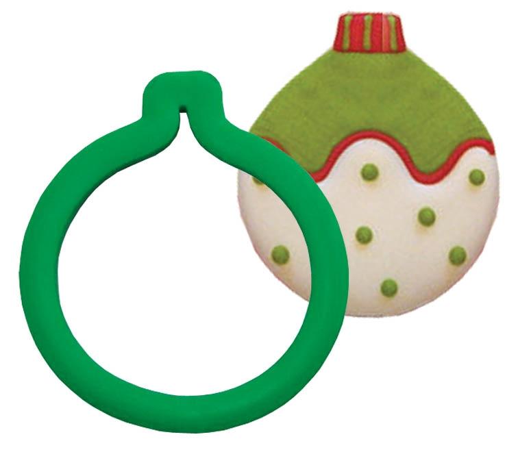 Vykrajovátko na cukroví a perníčky s komfortním držadlem - Vánoční ozdoba č. CF-9